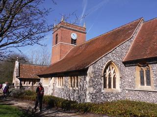 St. Mary's, Beenham Valence