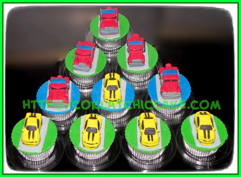 Cupcake Transformer