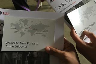 Women Annie Leibovitz - Postcard