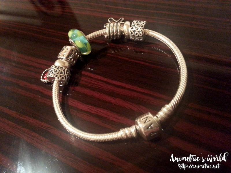 pandora charm bracelet price philippines