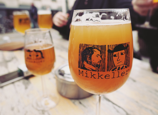 Mikkellen craft beer