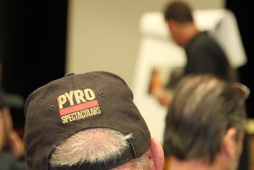 2016 Pyro Spectaculars South Operator Seminar