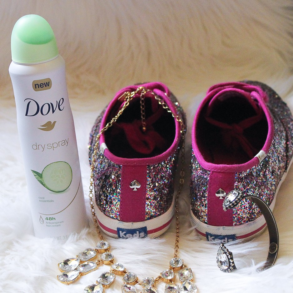 Dove Dry Deodorant Review-1