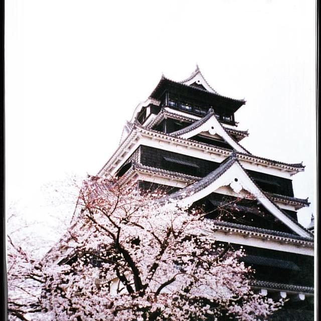 ♯がんばろう熊本 ♯Kumamoto castle