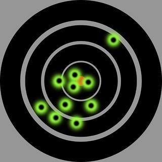 Target, .45, Last Try