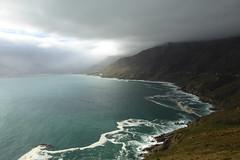 Cape Town rocky coast
