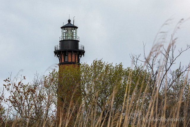 Sound View of Currituck Beach Lighthouse