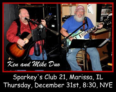 Ken and Mike Duo 12-31-15