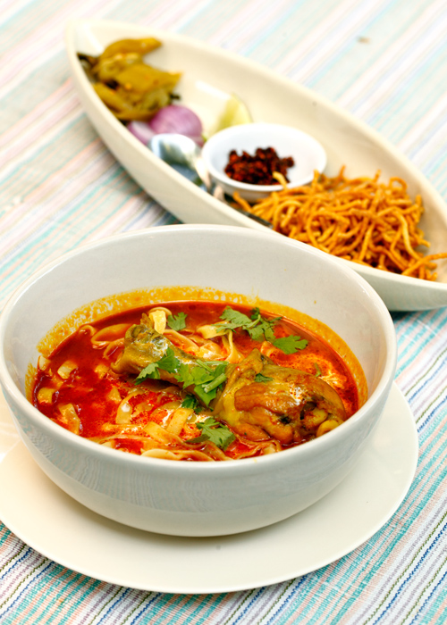 Khao Soi Gai Noodles