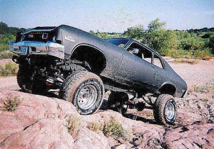 Blog The Most Unexpected Off Road Vehicles