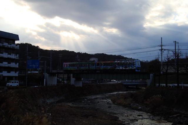 2016/01 宝ヶ池鉄橋 #03