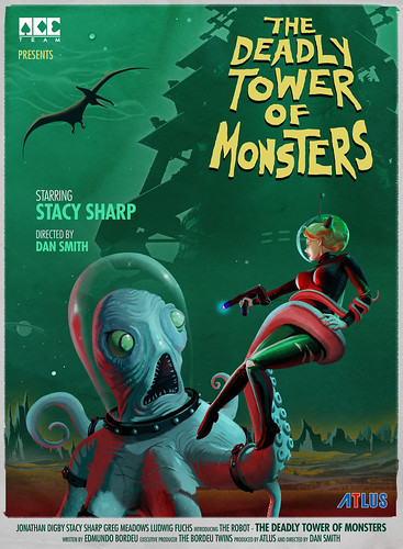 The Deadly Tower of Monsters on PS4