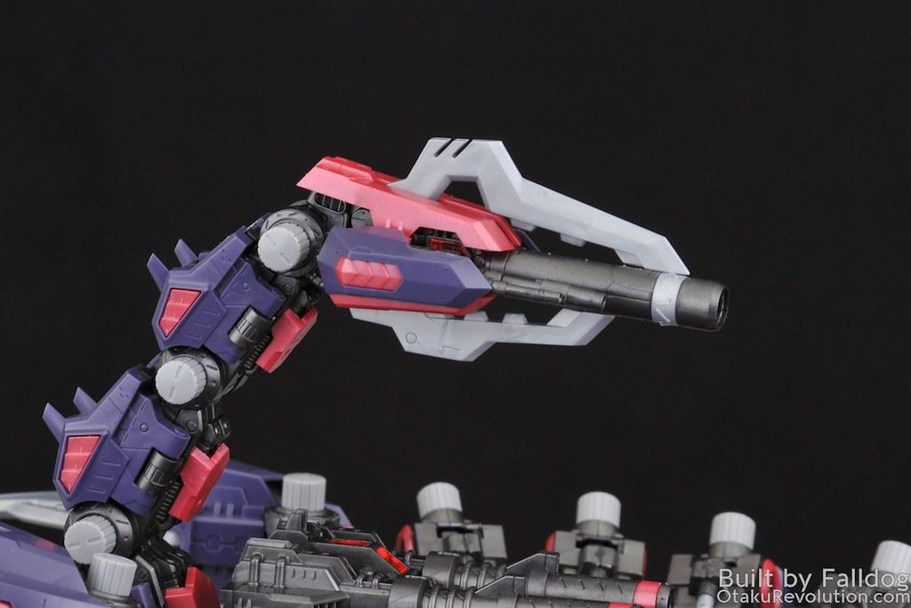 HMM Zoids - Death Stinger Review 12
