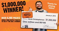 Jacob Christopherson – 1,000,000 Idaho Raffle