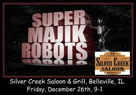 Super Majik Robots 12-26-15