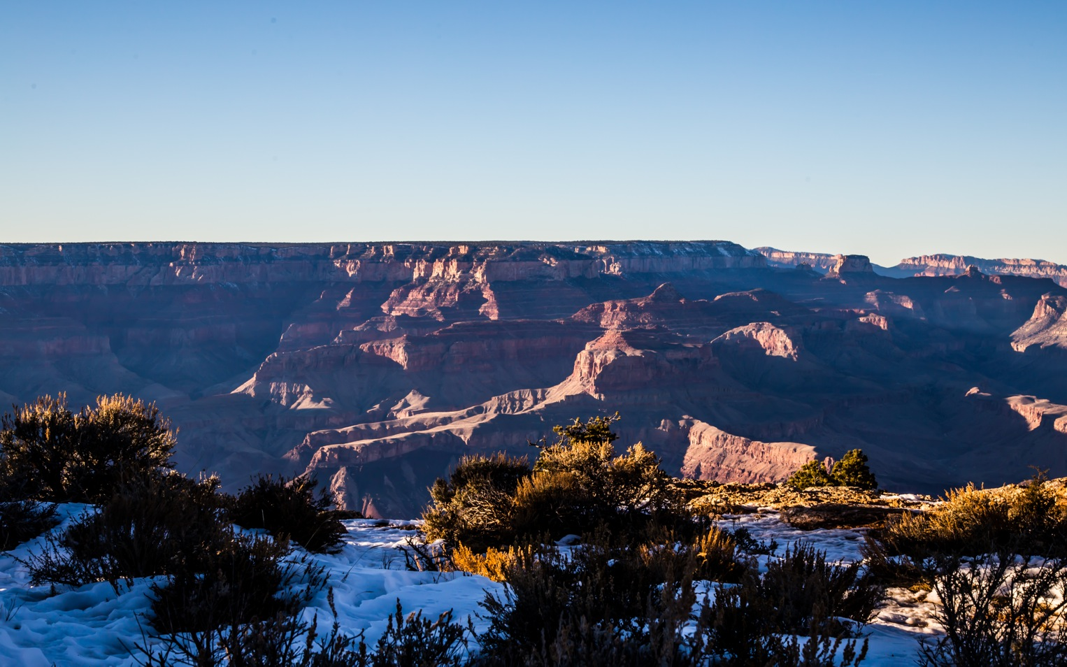 Grand Canyon Winter-1190