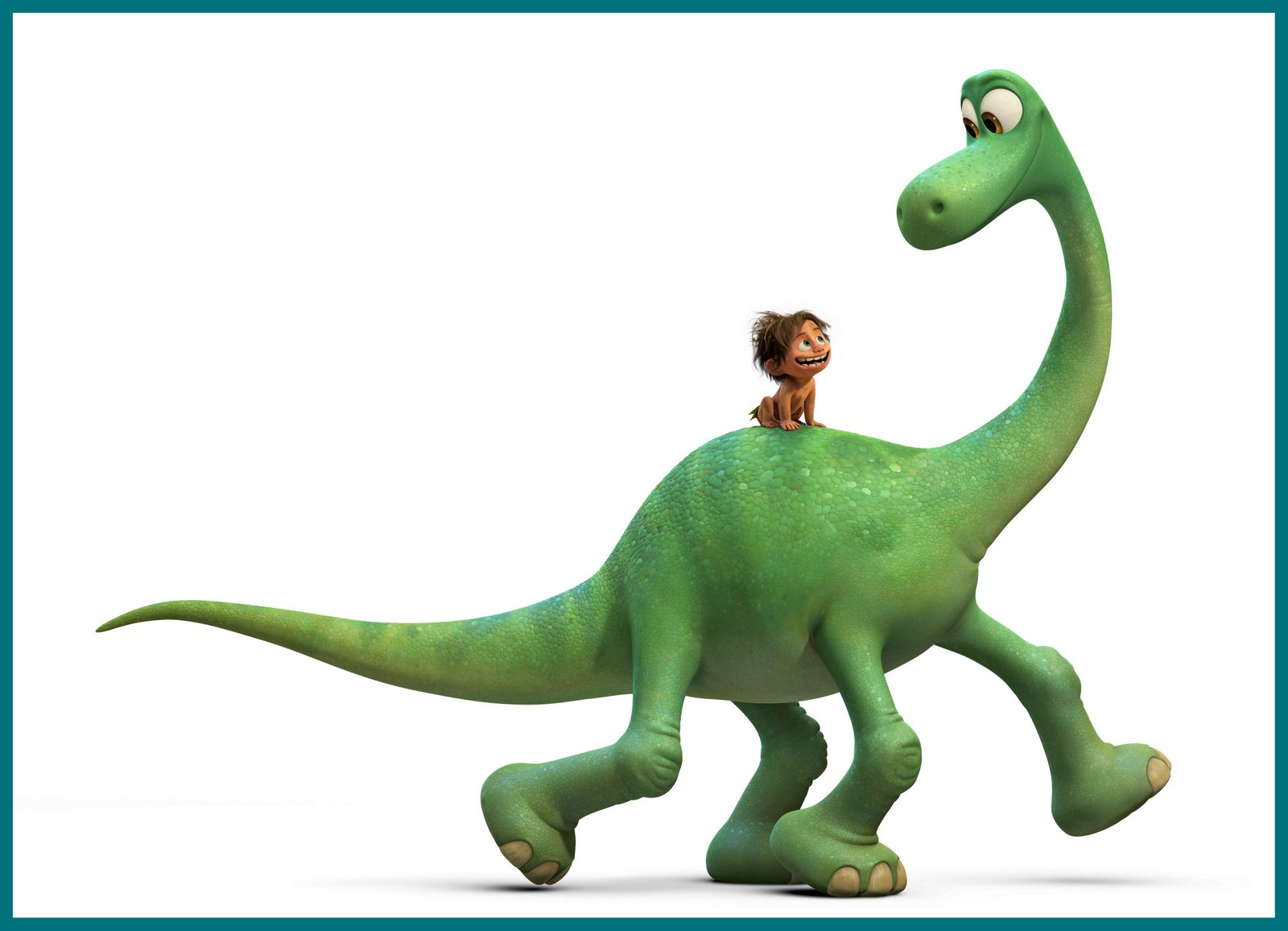 dino slaapgerief (the good dinosaur)