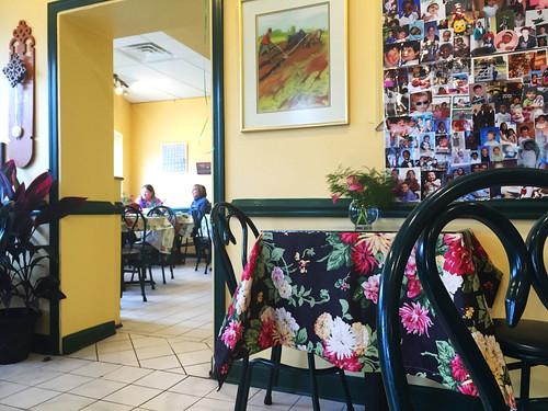 Inside the Reopened Kefa Cafe