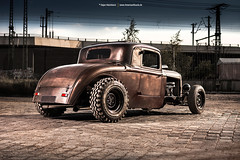 Bad Ass 32 Ford