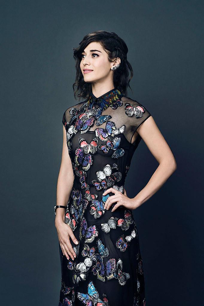 Лиззи Каплан — Фотосессия на «Critics' Choice Awards» 2014 – 3