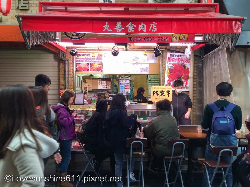 大阪讓我印象最深刻的兩家美食推薦