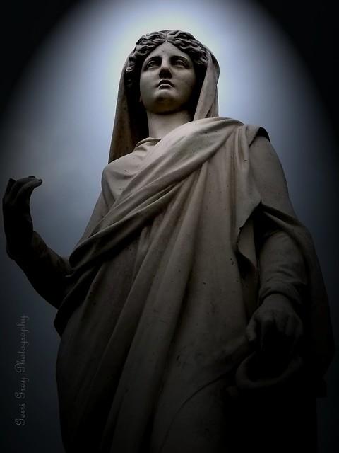 Goddess of the Graves