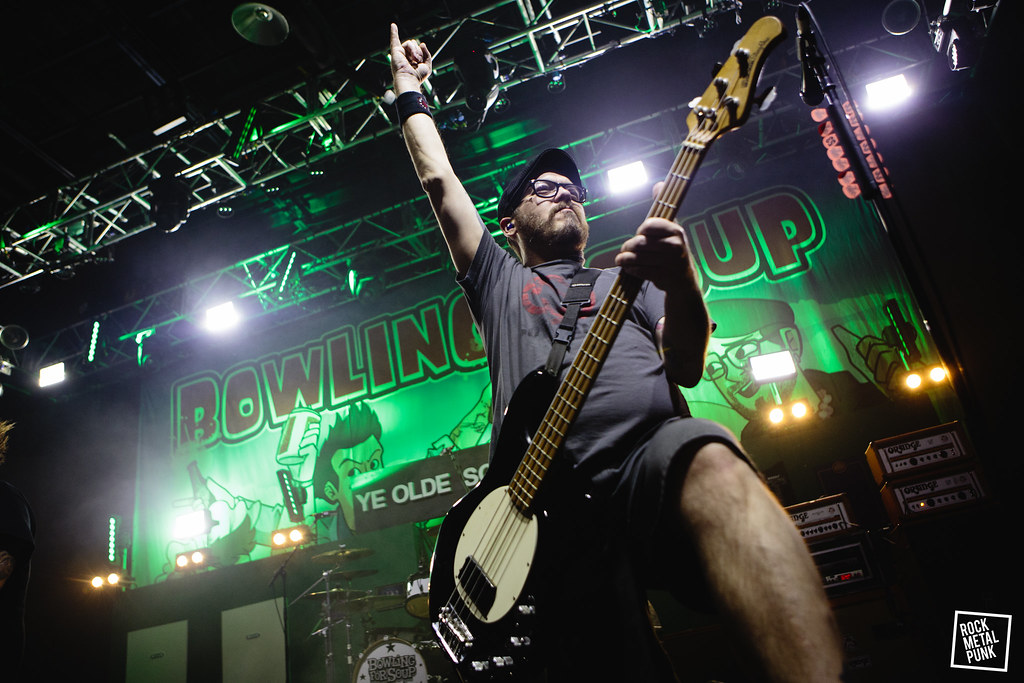 Bowling For Soup // Shots by Charlie Wallis