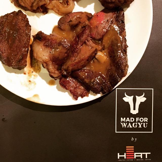 Mad for Wagyu, Heat Edsa Shangri-La