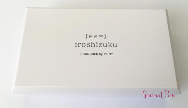 Ink Shot Pilot Iroshizuku Mini Boxed Set - Kon-Peki, Tsukushi & Yama-Budo (25)