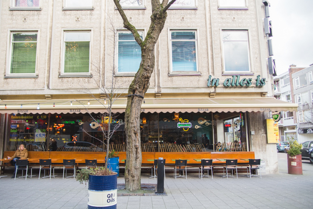 Bazar Middle Eastern restaurant Rotterdam