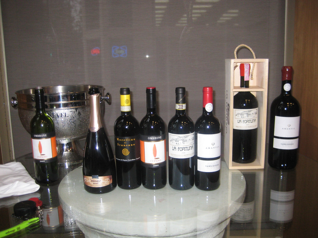 Enoteca Vino Nostro Wine Class 1