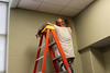 Painting the Children's Activity Room at the Georgetown Branch