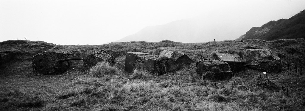 Clee Hill - Xpan, HP5 + 2
