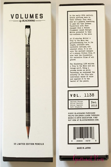 Review @Palomino Blackwing 1138 Limited Edition Pencil @BureauDirect (22)