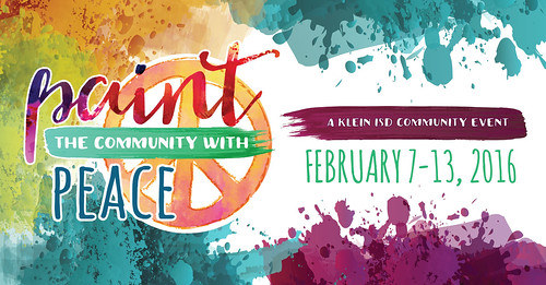 2016 Paint the Community with Peace Week