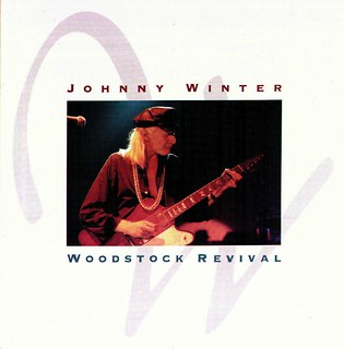 Johnny Winter - Woodstock Revival