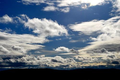 sky cloud ciel nuage