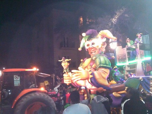 Pygmalion Jester float