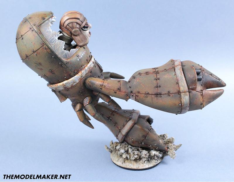 Space Crab 3