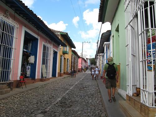 Trinidad et ses rues colorées
