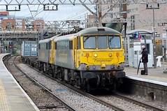 UK Electric Locomotives