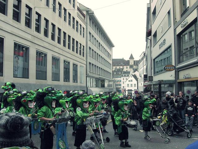 Kinderfasnacht, Basel, CH