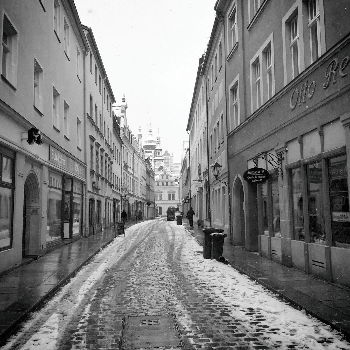 Pirna, am 1. März 2016