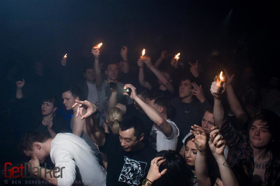 GetDarker at Fire, 23/02/2013