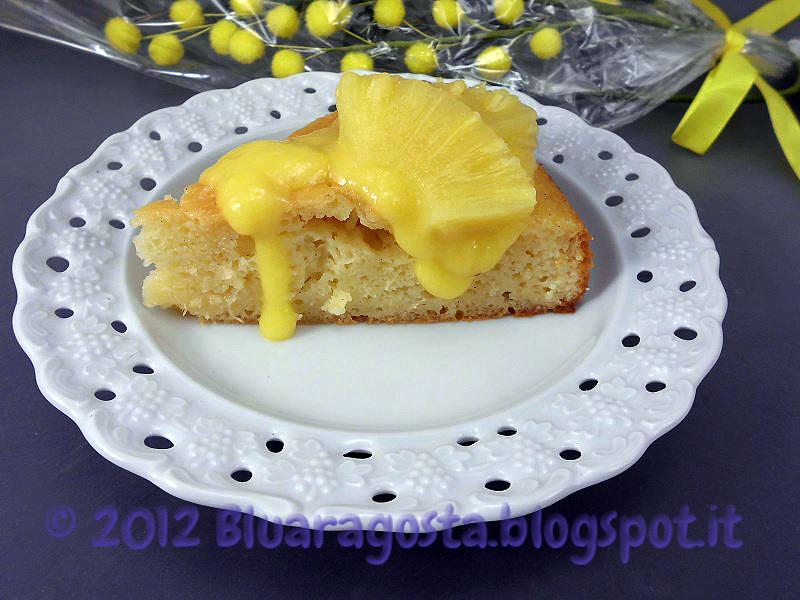 04-torta all'ananas
