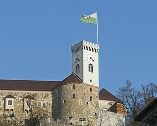 Ljubljana Castle 류블랴나 근처 의 이미지. chorus tour slovenia orchestra 2016 universityofwarwick