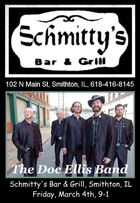 Schmitty's Bar & Grill 3-4-16