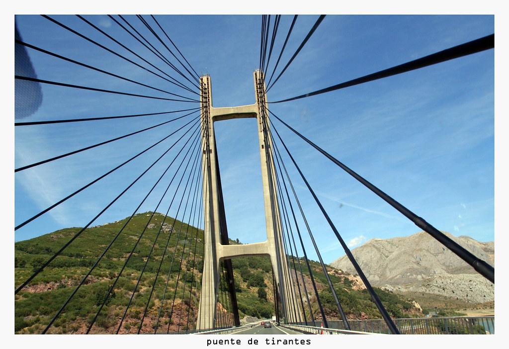 puente de tirantes