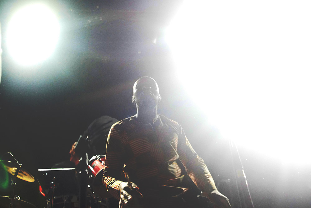 Young Fathers @ Music Hall of Williamsburg, NYC 02/04/16