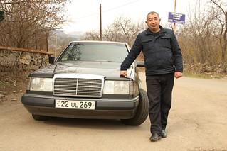 Sasun our driver